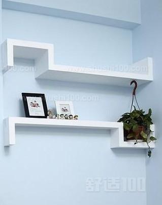 简易墙上书架 简易墙上书架的制作
