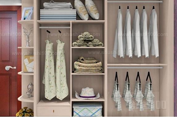 实木衣柜内部结构—实木衣柜内部结构组成及说明