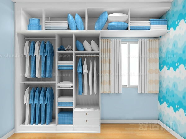儿童衣柜格局—儿童衣柜内部格局设计介绍