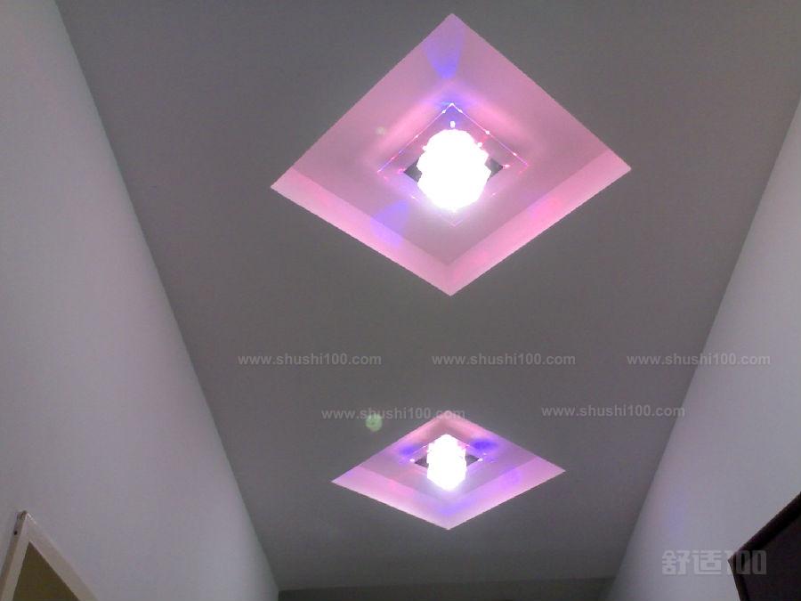过道灯壁灯—过道灯壁灯的安装方法和分类
