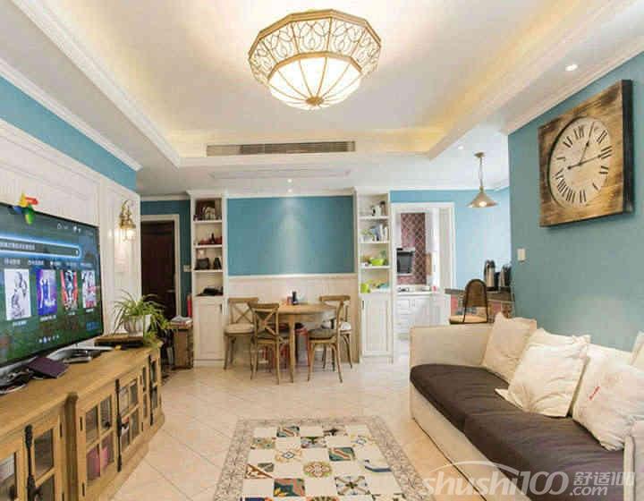 客厅顶部墙纸—简欧式银箔壁纸客厅吊顶装修 简欧风格的客厅,简单中