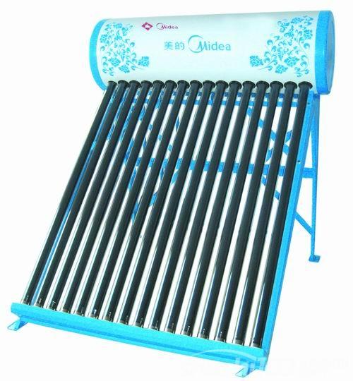 美的太阳能热水器—美的太阳能热水器安装方法及步骤