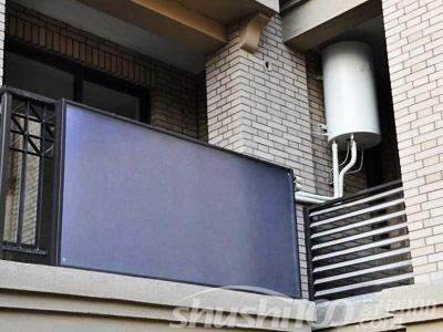 桑乐阳台壁挂太阳能—桑乐阳台壁挂太阳能原理及优缺点介绍