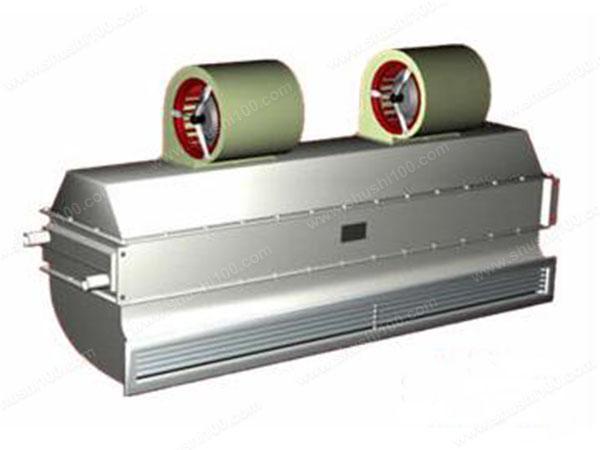 离心式热风幕机是什么—热风幕机的作用及安装注意事项