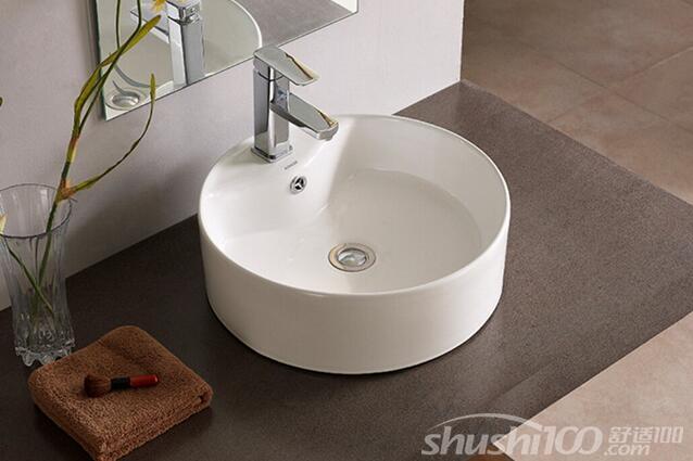 圆形洗面盆—圆形洗面盆安装方法和注意事项