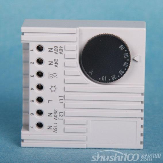 壁挂炉机械温控器接线图