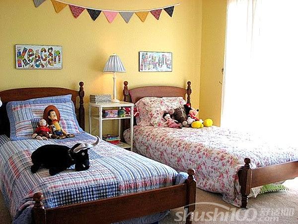 双人儿童房间 双人儿童房间设计注意事项