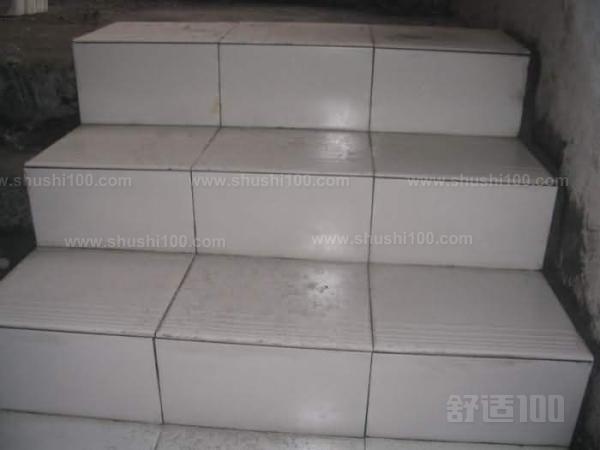 楼梯铺瓷砖 楼梯铺瓷砖的安装方法及注意事项介绍