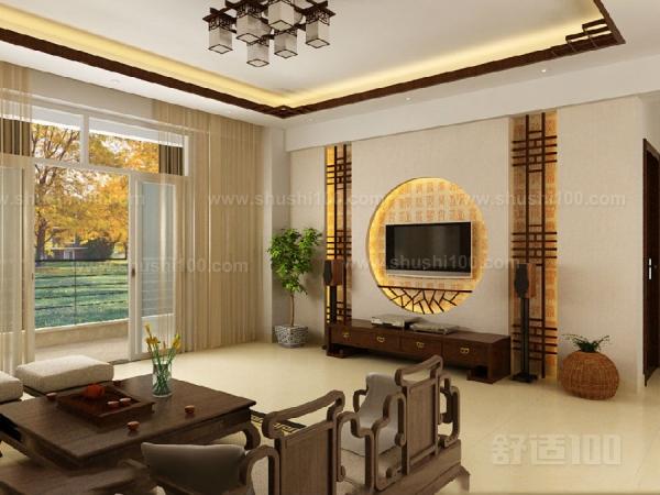 而且客厅的装修风格也是有非常多的,简约中式客厅就是很不错的一种