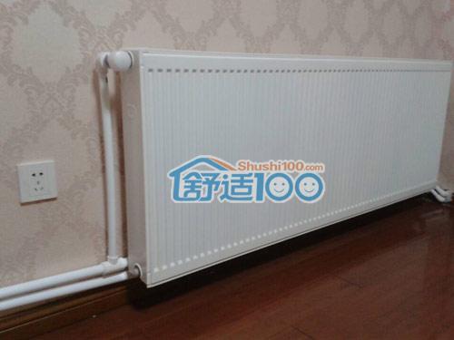 武汉荣华苑暖气片工程案例-生活如此温暖