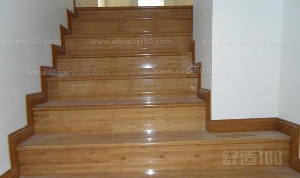 在复式楼的装修中,楼梯木地板的装修应该是比较重要的工程之一了.