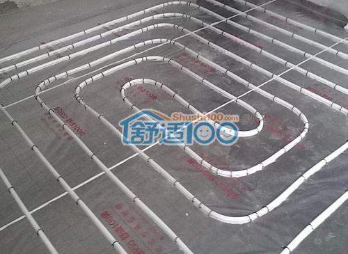 武汉还建小区地暖系统工程案例-一站式服务为用户带来便利与实惠
