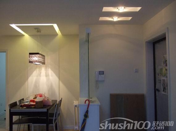 玄关灯池造型—客厅灯池装修选择
