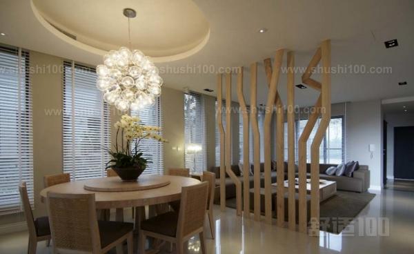 大厅隔断设计—大厅隔断设计创意和安装方法