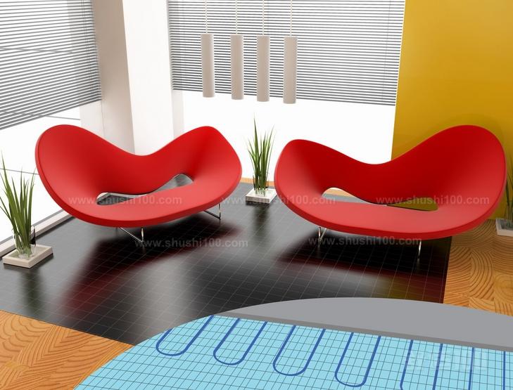 地暖的外形—朗和怡家的地暖diy外形设计