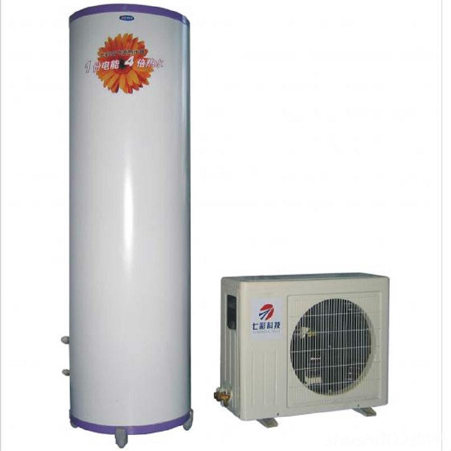 空气源热水器工作原理—空气源热水器的工作原理介绍