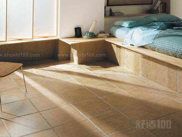 卧室用地砖—卧室铺瓷砖还是铺木地板好