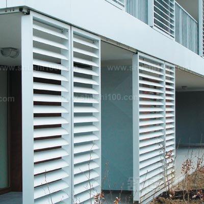防水铝合金百叶窗—防水铝合金百叶窗品牌推荐