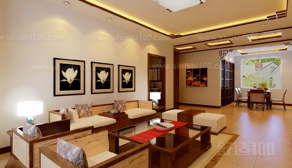 新中式装修客厅砖—新中式装修客厅瓷砖类型介绍