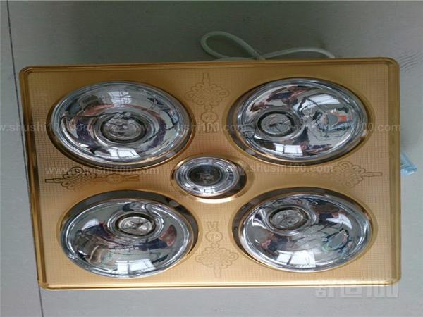 壁灯怎么装—壁灯式浴霸安装和使用方法介绍