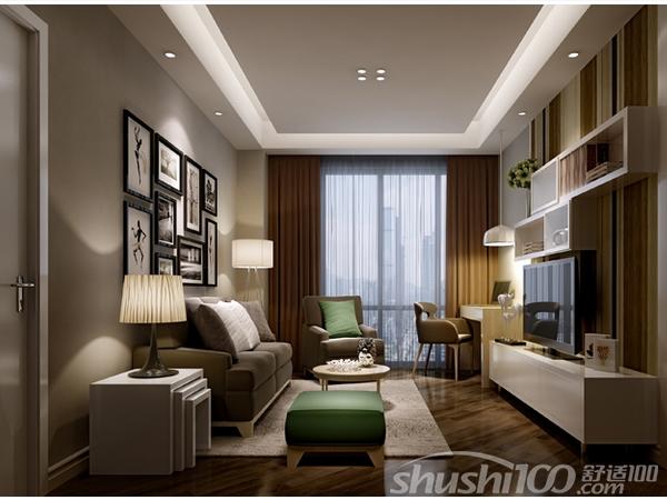 小户型客厅软装—小空间也有大魅力图片