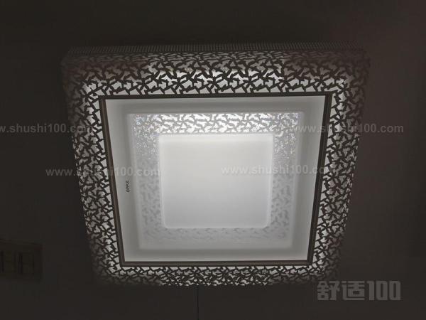 欧普方形灯拆卸—欧普方形吸顶灯的拆卸方法