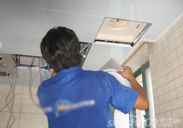 壁式排气扇—壁式排气扇优点有哪些