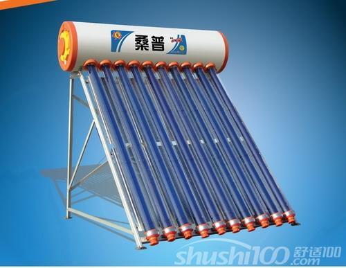 桑普太阳能热水器—桑普太阳能热水器安装方法步骤介绍