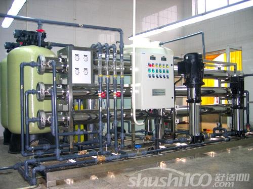 水处理原理—水处理设备工作原理