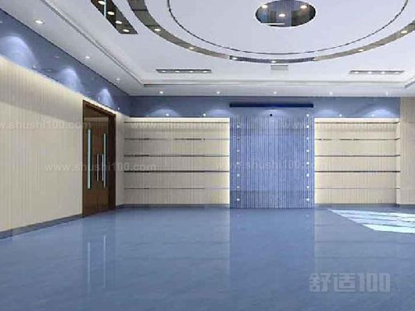 蓝色木地板装修—蓝色木地板要如何施工