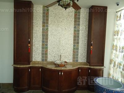 实木洗手盆柜—实木洗手盆柜的选购及注意事项