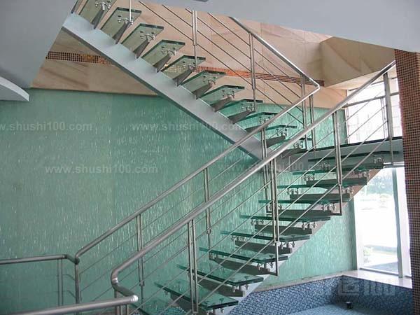 不锈钢楼梯扶手 不锈钢楼梯扶手的安装