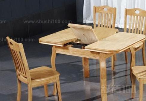 一款折叠式餐桌的设计不仅仅包含了基本的桌子功能