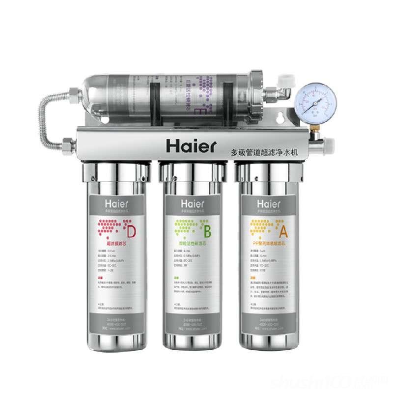 海尔净水器前置过滤器—前置过滤器的好处