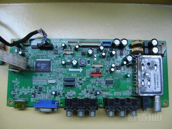 crt电视机主板—如何维修crt电视机主板