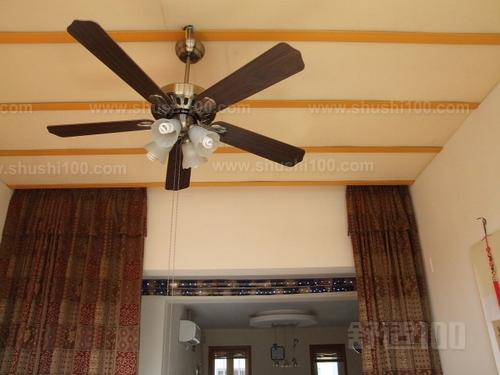 客厅吊扇风水—客厅吊扇风水知识以及禁忌介绍