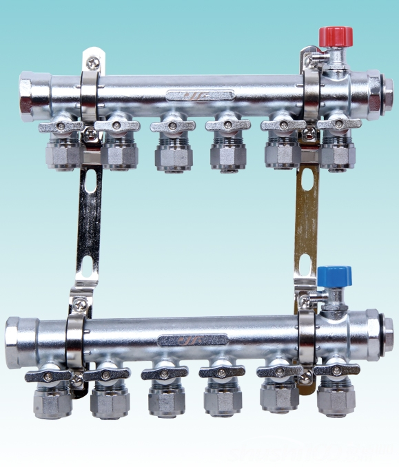 地暖分水器怎么装修—地暖分水器安装方法介绍