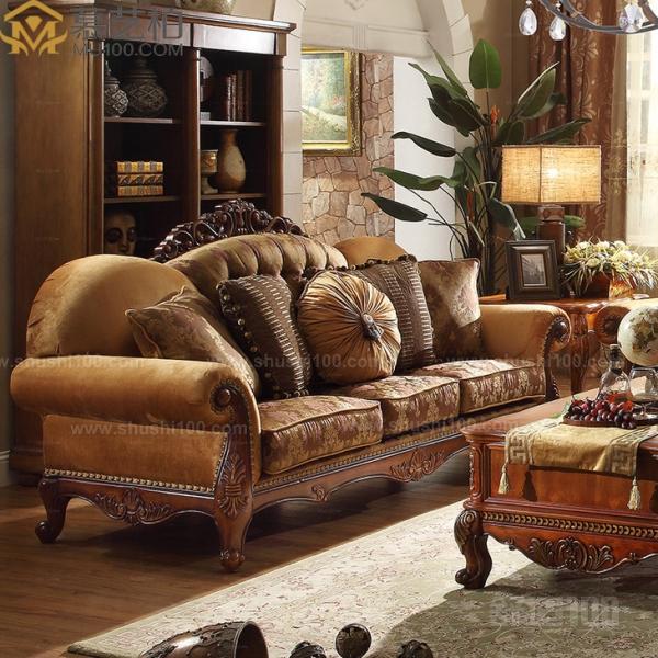 欧式木质沙发 欧式木质沙发系统