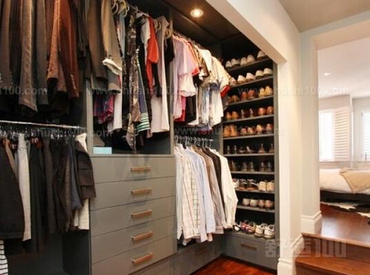 小户型鞋柜怎么摆放