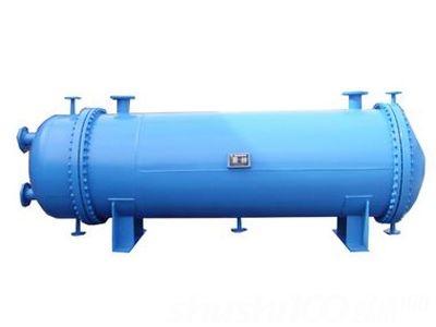 立式列管式换热器—立式列管式换热器原理及清洗方法介绍