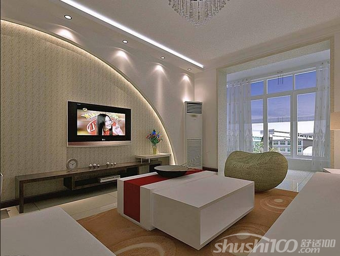 背景墙设计—电视背景墙设计步骤及其注意事项
