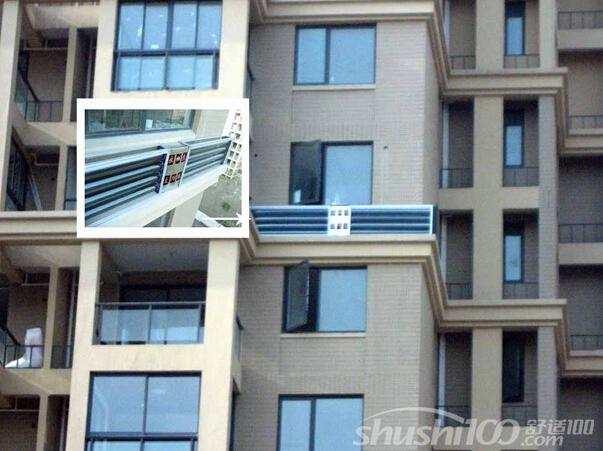 阳台式壁挂太阳能—安装使用阳台式壁挂太阳能热水器可以带来哪些好处