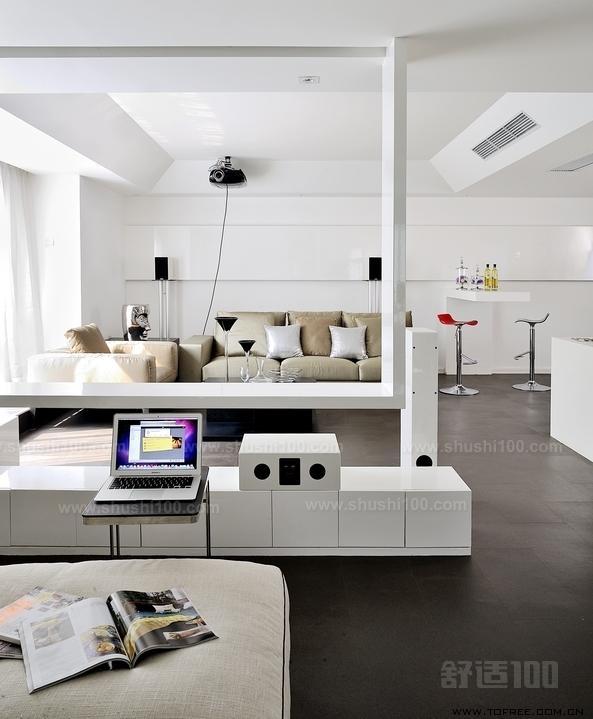 客厅木质隔断 客厅木质隔断柜风格简介