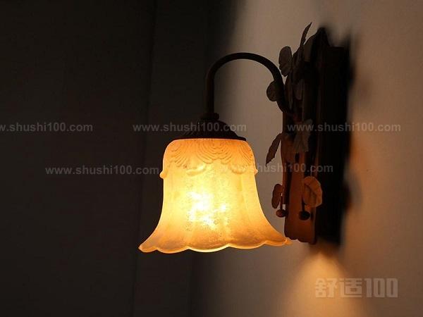 欧式铁艺壁灯—欧式铁艺壁灯的作用和选购方法介绍