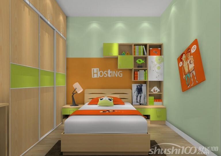 男儿童房间装修—男儿童房间装修设计要点介绍