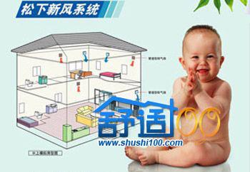 室内装修污染对儿童危害大 松下新风与您携手关注儿童健康