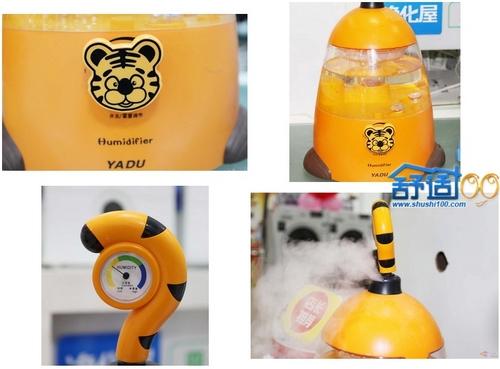 空气净化器与加湿器品牌大推荐;; 会动的可爱卡通动物;