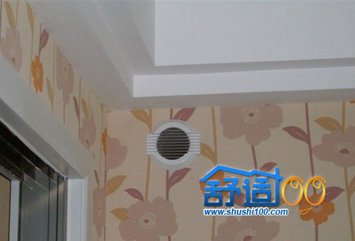 中央新风系统安装施工小细节 管道好坏决定使用效果