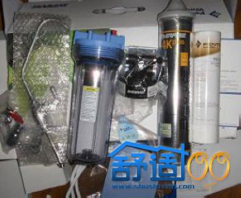 武汉中央净水案例展示——打造白领生活净水空间