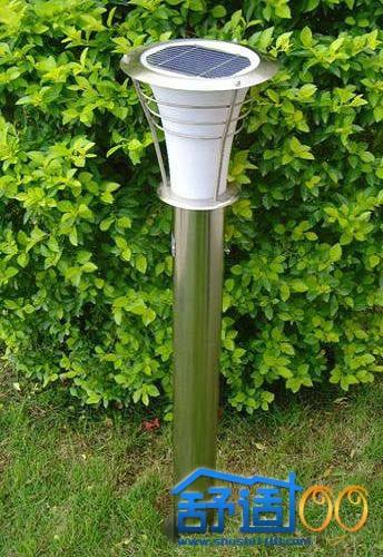 太阳能草坪灯光源如何挑选更科学